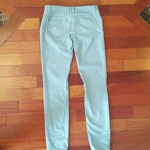 Mossimo Supply Co Jeans - Mossimo Skinny Light Blue Jeans