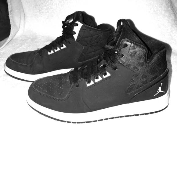 Nike Jordan high top shoes