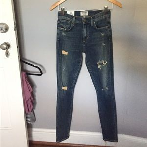 Agolde sophie high rise jeans