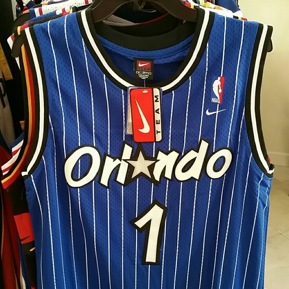 pretty nice da6d5 be5db PENNY HARDAWAY ORLANDO MAGIC THROWBACK JERSEY