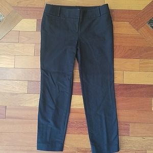 LOFT Pants - Ann Taylor LOFT Cropped Marisa Pants