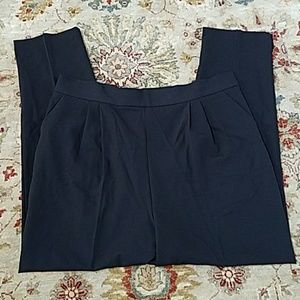 Black asos trousers us 14L US size