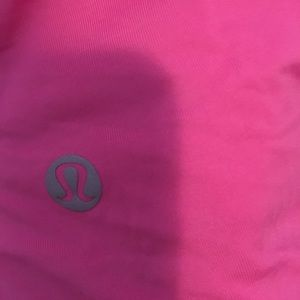 lululemon athletica Tops - Lululemon pink strappy tank sz 6 55448