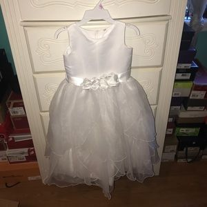 Other - all white girls communion dress