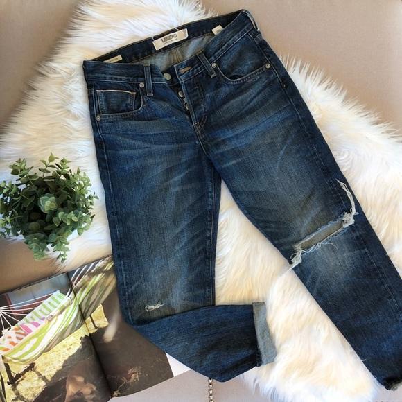 Lucky Brand Denim - Lucky Brand Legend Dylan Boyfriend Jeans 00/24