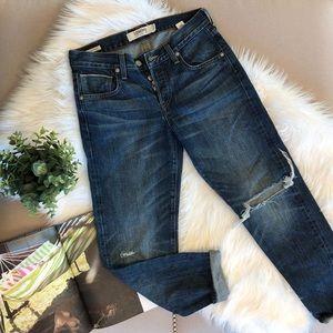Lucky Brand Legend Dylan Boyfriend Jeans 00/24