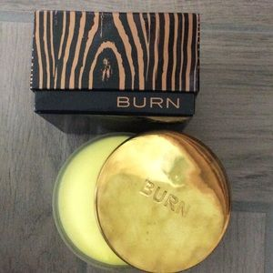 BURN Candle