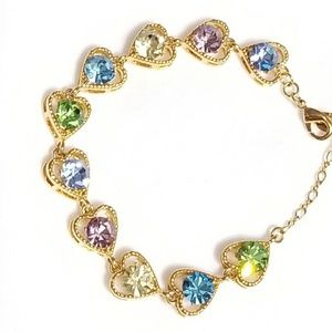 Jewelry - Beautiful Fashion Bracelet,  heart designs