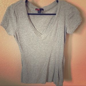 Grey forever 21 everyday t shirt