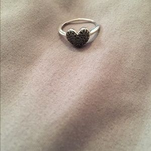 Jewelry - Heart shaped ring.