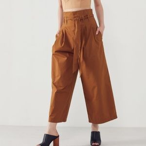 Urban Outfitters Kimchi Blue Paperbag Pant