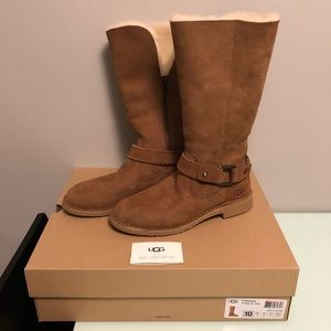FINAL PRICE‼️ UGG Braiden Shearling Lined Boots
