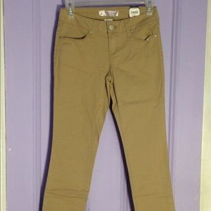 Denim - Khaki Girl uniform pants