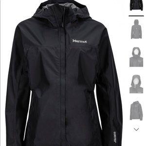 Marmot Minimalist Gore tex rain jacket