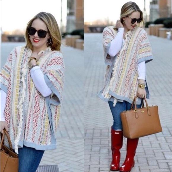 35% off CAbi Sweaters - Cabi. Siesta poncho from Michelle's closet ...