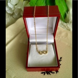 Jewelry - Infinity Pendant Necklace