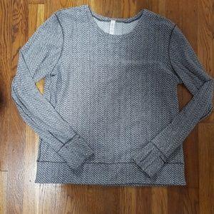 Lululemon athletica Printed Sweatshirt