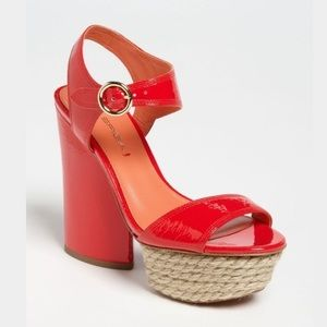 Via Spiga Novia Platform Sandals
