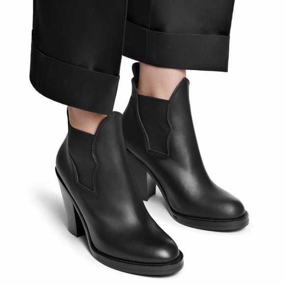 Acne Star Ankle Boots HGDZY