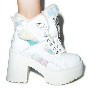 Maria Ke Fischerman x Buffalo Boots 38