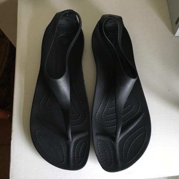 CROCS Shoes - Crocs Sexy Flip Sandals. Your feet will love you! 6704ec3f4