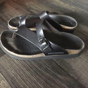 Mespisto slide sandals