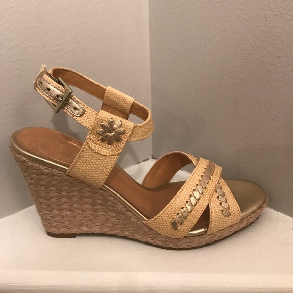 Jack Rogers Abbey Wedge Sandal FI8tV