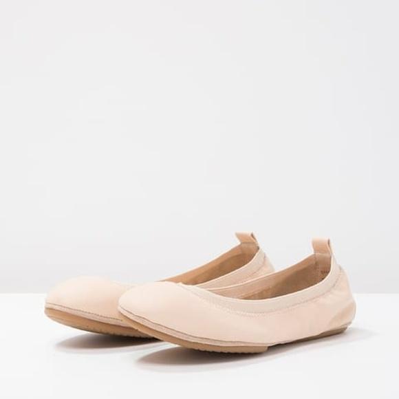 Yosi Samra SAMARA - Foldable ballet pumps - nude LZ0Dw