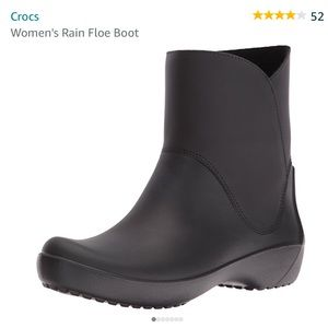 ISO Crocs Rainfloe Boots