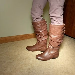 a74444856a9 NWT Steve Madden Kadey wide calf boots NWT
