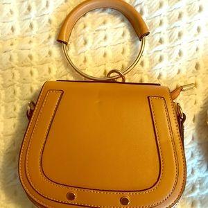 Handbags - Chloe Nile Bracelet bag dupe in size small