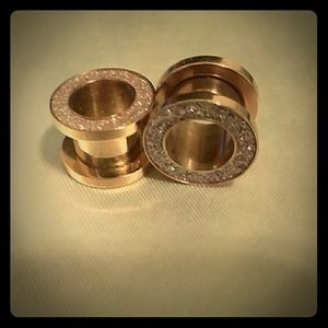 Rose Gold Tunnels