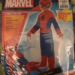 Other - Toddler Spider-Man Costume