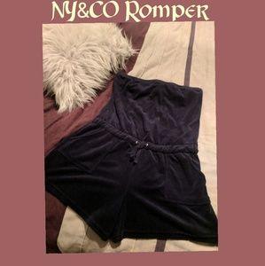 NWOT NY&Co Romper