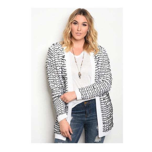 Sweaters Plus Size Chunky Knit Cardigan Poshmark