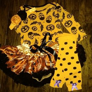 Other - Baby girl Halloween outfit