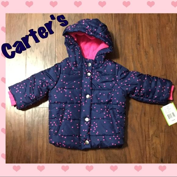 a245ce3af Carter s Jackets   Coats