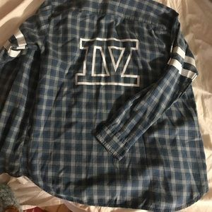 LF Furst of a Kind graphic flannel