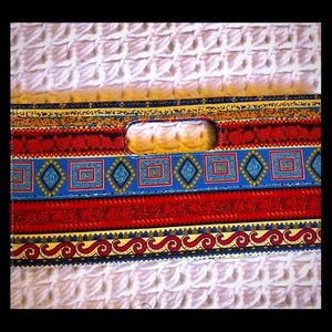 Handbags - African Print Envelope Clutch