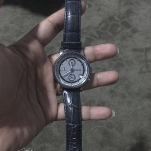 Accessories - Fossil watch leather starp
