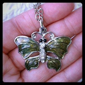 Jewelry - 🎈3 for $15 🦋 Butterfly Necklace 🦋
