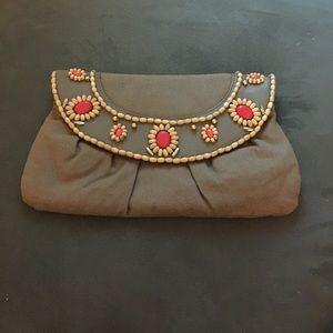 New York & Company clutch bag