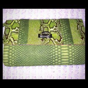 Handbags - Animal Print Clutch