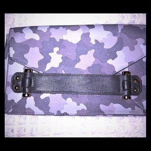 Handbags - Camo Print Envelope Clutch