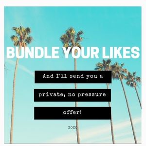 Want discount shipping & private offer on bundle?