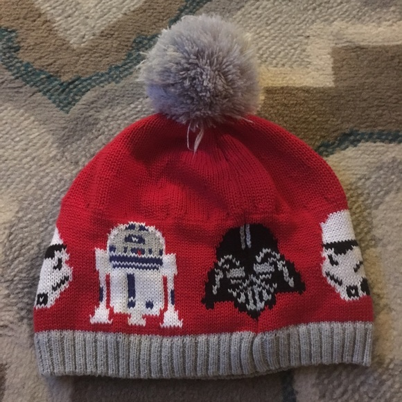 19b7bc06464 Hanna Andersson Other - Toddler boys winter hat Star Wars Hannah Anderson