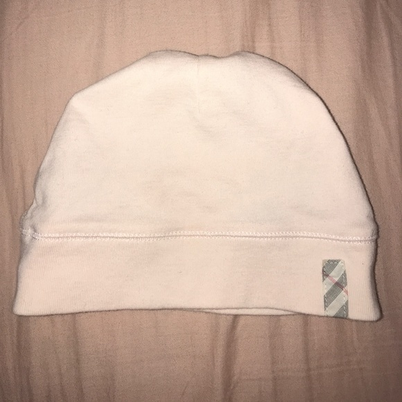 e86bf7525f8 Burberry Other - Authentic Burberry infant hat   beanie