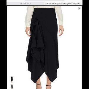 Dresses & Skirts - PLEIN SUD PAR FAYҪAL AMOR SKIRT (NEW)