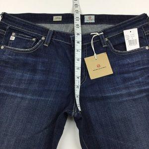 Ag Adriano Goldschmied Jeans - NWT AG Adriano Goldschmied Aubrey Skinny Straight