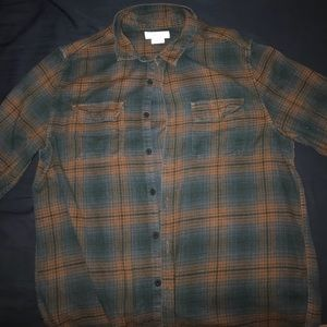 Urban Outfitters Flannel Men